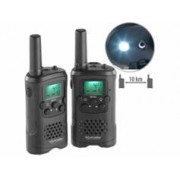 SimValley Communications Talkies-walkies avec fonction VOX, portée 10 km WT-320