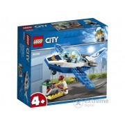 LEGO City - Avionul poliției aeriene -(60206)