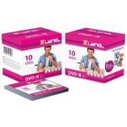 XLYNE 3J10000 - xlyne DVD+R 4,7GB, 16x Speed, Jewelcase 10