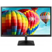 "Monitor IPS LED LG 27"" 27MK430H-B, Full HD (1920 x 1080), VGA, HDMI, 75 Hz, 5 ms (Negru)"