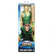 Spiderman Ultimate Spider-Man vs. The Sinister 6 : Titan Hero Series Marvels Sandman Toy