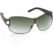 Kenneth Cole Round Sunglasses(Green)