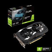 Grafička kartica Asus GeForce GTX 1650 Dual OC, 4GB GDDR5, PCI-E 3.0