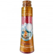 Banho de Sedução Sais Aromáticos Aromas da Paixão 190g 40 Graus - ShopSensual