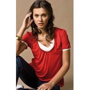 Vera bluzka (czerwony)