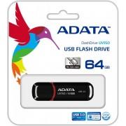 USB memorija 64 GB Adata DashDrive UV150 Black AD USB 3.0, AUV150-64G-RBK