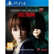Dead Or Alive 5 Last Round Ps4
