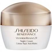 Shiseido Benefiance WrinkleResist24 Night Cream crema de noche hidratante antiarrugas 50 ml