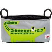 3 sprouts Organizer do wózka 3 sprouts krokodyl