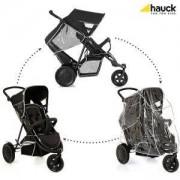 Количка за породени деца - Freerider Black, Hauck, 513040