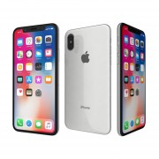 iphone X 64gb Liberados - Silver