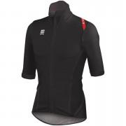Sportful Fiandre Light NoRain Short Sleeve Jersey - S - Black