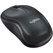 Mouse, LOGITECH M220 Silent, Wireless, Charcoal OFL (910-004878)