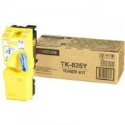 Тонер касета за KYOCERA MITA KM C2520/C2525/C3225/C3232/C4035 - Yellow - TK 825 Y - 101KYOTK825Y