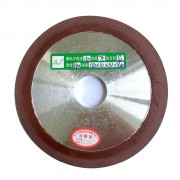 JLI 1Pc 150mm 120/150/180/240/320 Degree Diamond Wheel Cutting Electroplated Saw Blade Grinding Disc Grain Fineness Rotary Tool