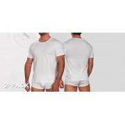 Boss RN Cotton Stretch T-Shirt 2-Pack 405-Zwart (050)-XL