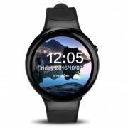 JSBP I4 Plus Mass Android 5.1 de 1GB 16GB 3G telefono reloj inteligente - Negro