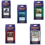 Magic: the Gathering: Journey Into Nyx Combo Theme Deck Pack (Set of All 5 Intro Packs / Decks)