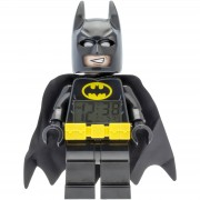Lego Minifigura de Batman con Reloj Despertador - Batman: La Lego Película