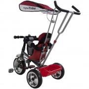 Tricicleta Super Trike Sun Baby Rosu