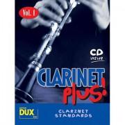 Dux Clarinet Plus! Vol.1 Play-Along