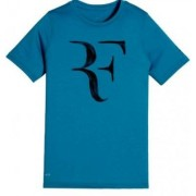 NIKE Boys Legend RF Tee Turkos (XS)