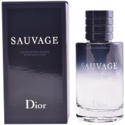 SAUVAGE after shave loțiune 100 ml