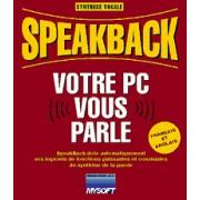 SpeakBack Bilingue Français & Anglais