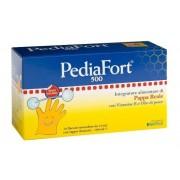 PEDIATRICA Pediafort 500 Int Mvit 10fl