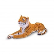 Tigru gigant din plus Melissa and Doug, 3 ani+