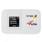 Huawei E5372S-32 150Mbps Pocket Wifi 3G/4G Mobile Modem with MicroSD Card Slot Sign Random Delivery(White)