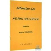 Studii melodice pentru violoncel Opus 31 - Sebastian Lee