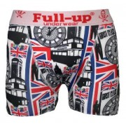 boxer homme full-up motif angleterre 1