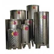 Bortartály rozsdamentes 75 l-es csappal (P75)