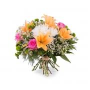 Interflora Ramo primaveral con Anastasias y Lilium - Flores a Domicilio