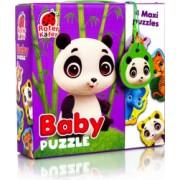 Puzzle Maxi Bebelusi Animale de la Zoo 13 piese Roter Kafer RK1210-02 B39017202