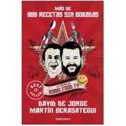 Jorge David De Mas De 999 Recetas Sin Bobadas: La Cocina De Robin Food Tv