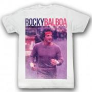 tricou cu tematică de film bărbați Rocky - Pic With Name - AMERICAN CLASSICS - RK5278S