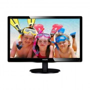 Philips 200V4LAB2/00 19.5 quot;, TN, 1600 x 900 pikslit, 16:9, 5 ms, 200 cd/m², must