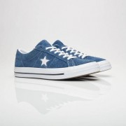 Converse One Star Ox In Blue - Size 35