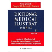 Dictionar medical ilustrat de la A la Z. Vol. 11/***