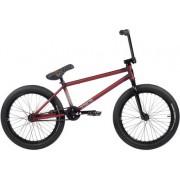 "Subrosa Freestyle BMX Cykel Subrosa Novus Ray 20"" 2021 (Matte Translucent Red)"
