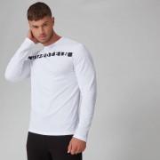 Myprotein The Original Long-Sleeve T-Shirt - Vit - XL