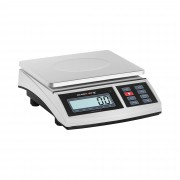 Table Scale - 30 kg / 1 g - 21 x 27 cm - LCD