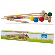 OUTDOOR PLAY Set Gioco Croquet