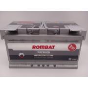 Baterie auto 12V 80Ah 760A LB4 Rombat Premier