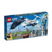 Set de constructie LEGO City Baza politiei aeriene