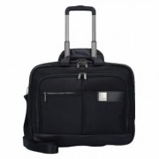 Titan Power Pack 2-Rollen Businesstrolley 48 cm Laptopfach black