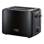 Prajitor de paine Bosch TAT 6A113, 1090w, 2 felii de paine, Negru
