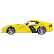 Maisto Diecast Model - 2013 SRT Viper GTS Yellow Car - 1:24 Scale - 31363 - New